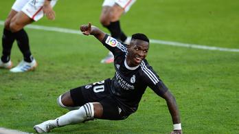 Öngóllal nyerte a Sevilla elleni rangadót a Real Madrid
