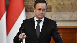 Szijjártó Péter az EU igazságügyi biztosának: Kérlek, fejezzed be!