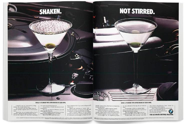 Rázva, nem keverve - James Bond híres mondatával szemlélteti a BMW a hathengeresek selymes, kisimult járáskultúráját