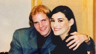 Görög Zita  és Kajdi Csaba már nem emlékeznek, min vesztek össze 18 évvel ezelőtt