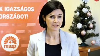 Karitatív akciót indít az MSZP, tízmillió forinttal segíti a rászorulókat