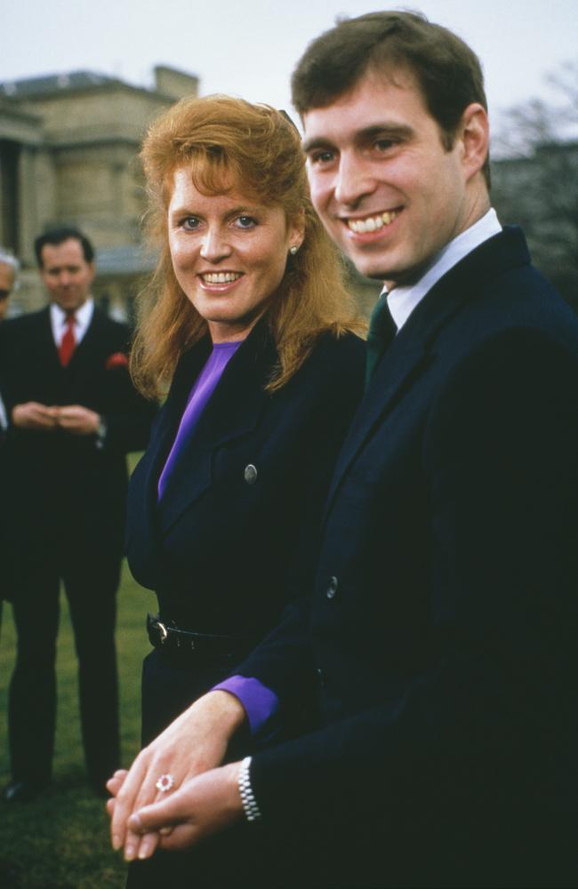 Nem Epstein az egyetlen problémás személy András herceg életében