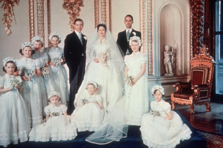 Ugorjunk egy generációt előre! Margit hercegné 1960-ban ment hozzá  Antony Armstrong Joneshoz