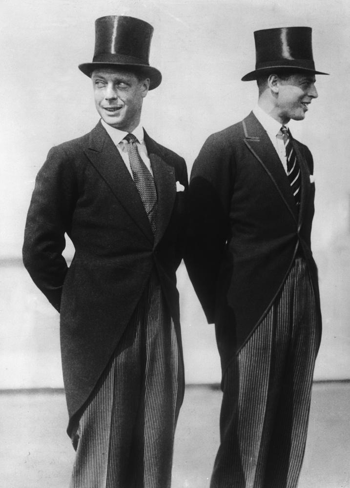 Ha ugyanis kiderült volna, hogy Angliának egy nácibarát uralkodója volt, elképzelhetetlen mértékben rombolta volna le a királyi család tekintélyét, amit az 1930-as években Eduárd másik öccse, György (nem azonos a későbbi VI