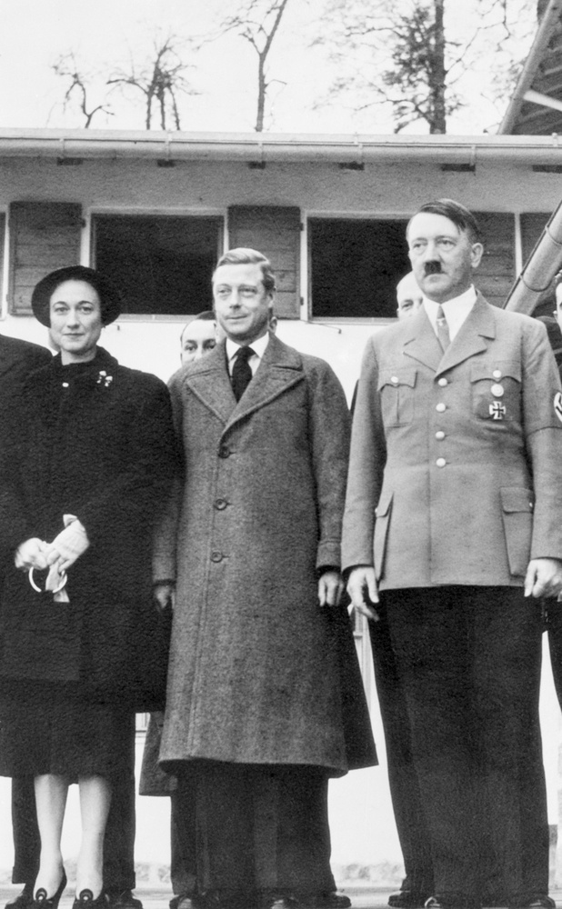 Eduárd szimpatizált Hitlerrel