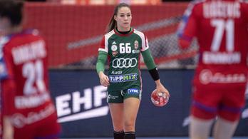 Fölényesen nyert a magyar női kéziválogatott a szerbek ellen az Európa-bajnokságon