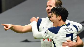 A Tottenham simán megverte az Arsenalt