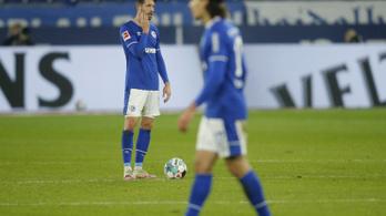 Már 26 bajnoki óta nyeretlen a Schalke