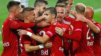NB II: hétgólos meccsen nyert a Debrecen a Budaörs vendégeként