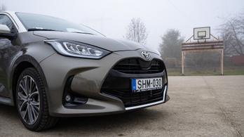 Teszt: Toyota Yaris 1,5 CVT Selection Elegant
