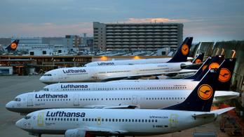 29 ezer alkalmazottját akarja elbocsátani év végéig a Lufthansa