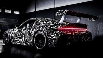 Először mutatják be a kupás Porsche 911 GT3-at