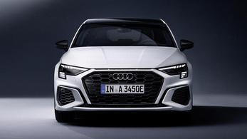Erős hibrid készül az Audi A3-asból