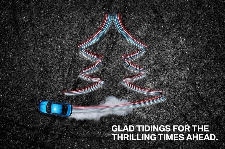 Kreatív autós reklámfotókkal sosem lehet betelni