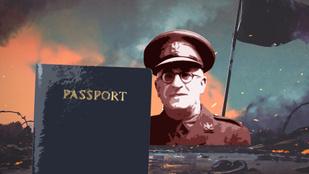 Tízezer ember életét mentette meg útlevélellenőrként a brit Schindler