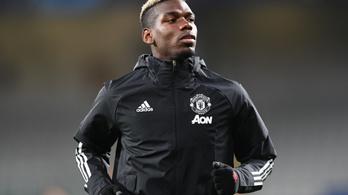 Paul Pogba a télen távozna Manchesterből, irány Madrid?