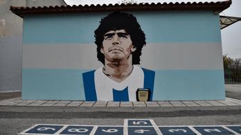 Bankjegyre kerülhet Diego Maradona hazájában