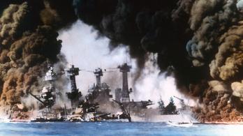 A szégyen napja – Tények és tévhitek a Pearl Harbor elleni támadásról