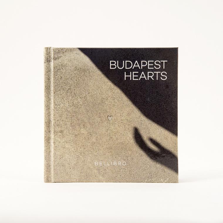 Budapest Hearts címmel jelent meg a Bellibro kiadónál a képen látható fotóalbum