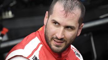 Kiss Norbert az Év magyar autóversenyzője