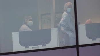 Belgiumban nőtt a kórházban kezelt fertőzöttek száma