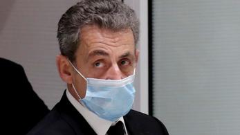 Letöltendő börtön várhat Nicolas Sarkozy volt francia államfőre