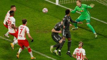 Gulácsiék szoros hajrá után kiejtették a BL-ből a Manchester Unitedet
