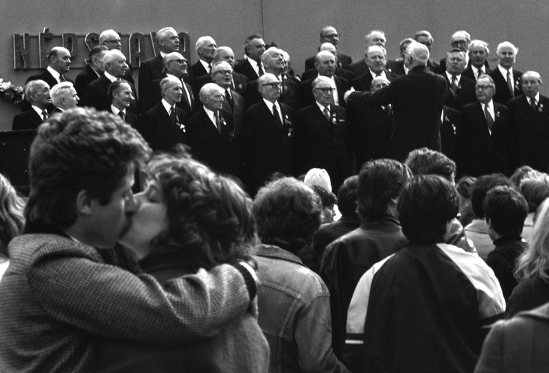 Május elseje, 1987.