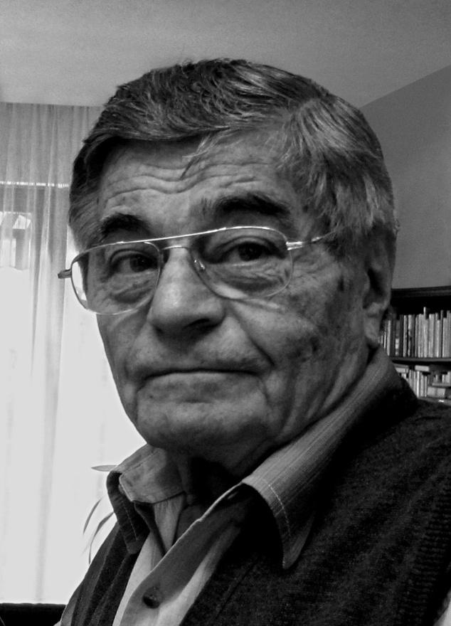 Hemző Károly (1927-2012)