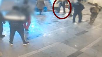 Három körözést adtak ki ellene, megpróbált kereket oldani a Blaha aluljáróban (videó)