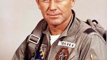 Elhunyt a legendás pilóta, Chuck Yeager