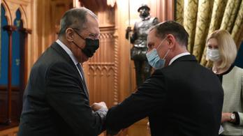 Lavrov: Moszkva és Berlin kapcsolatait újra kell indítani