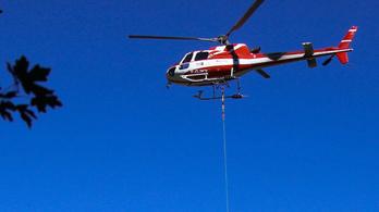 Lezuhant egy helikopter Franciaországban, öten meghaltak