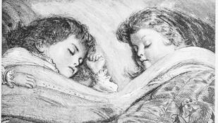 Mindenki egy ágyban, vagy még ágyban sem: így aludtak a régiek