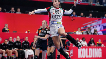 Rendkívül nehéz helyzetben női kéziseink a középdöntőben