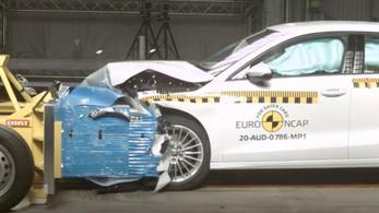Kellemes és kellemetlen meglepetések az EuroNCAP friss tesztjén
