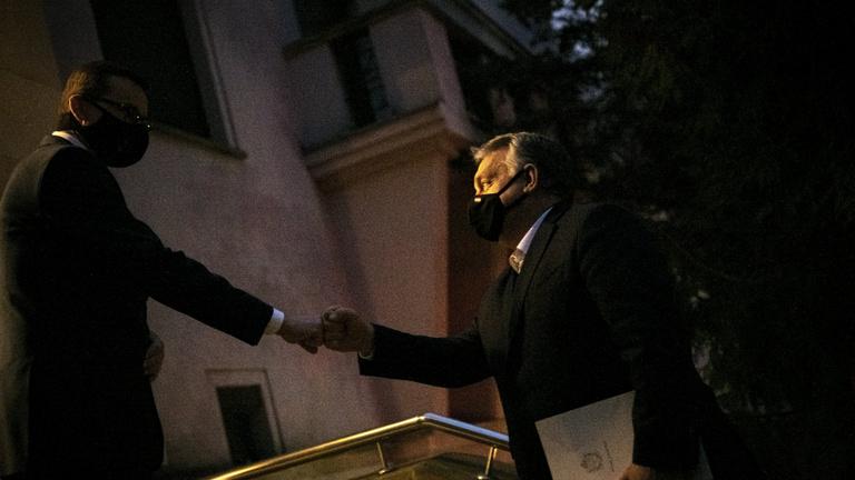 Bloomberg: nem lesz vétó, a magyarok és a lengyelek megállapodtak Németországgal