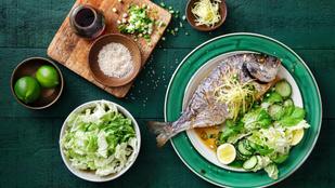 Kiválasztás, sütés, tálalás és lájfhekkek – mindent a halakról