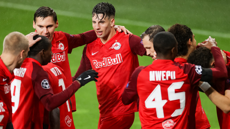 Jön Szoboszlai utolsó BL-meccse a Salzburgban