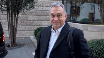 Orbán Viktor: Holnap reggel partraszállás