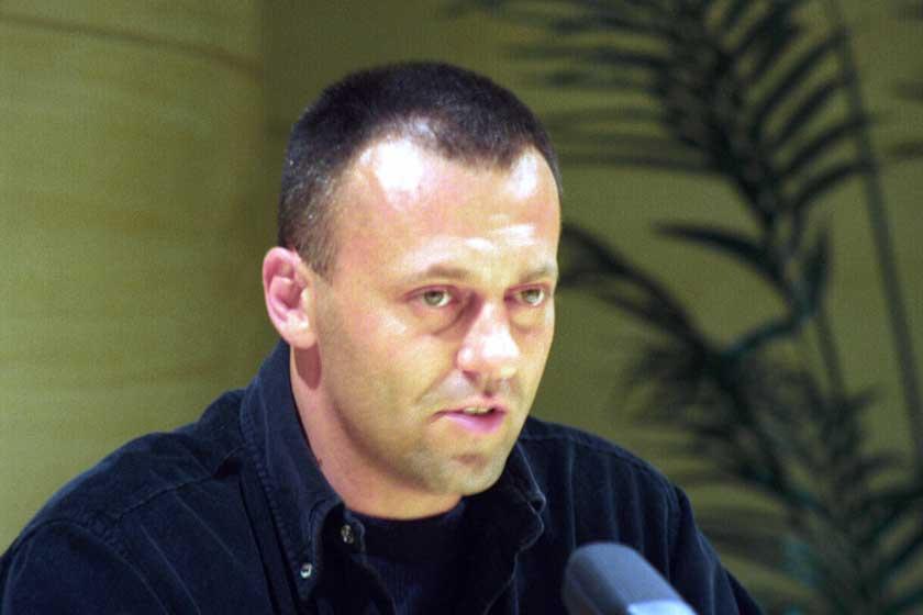 Doszpot Péter 1998 júliusában a BRFK Életvédelmi Alosztályának vezetőjeként.