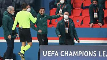 Minimum 10 meccsre tilthatják el a rasszizmussal vádolt román játékvezetőt