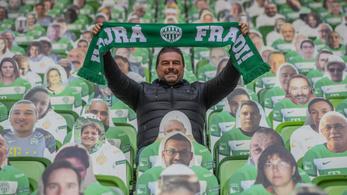 Orosz Pál: A Ferencváros méltóképpen képviselte a magyar labdarúgást