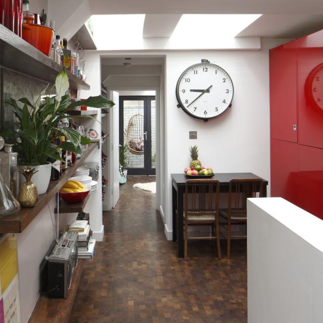 Ember nem mondaná meg, hogy ez a gyönyörű lakás nyilvános vécé volt: imádni való lett a londoni otthon