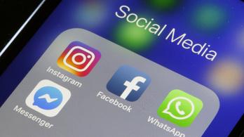 Két per indult, a Facebook elveszítheti az Instagramot és a Whatsappot is