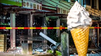 A harmadik lengyel boltot robbantották fel Hollandiában két nap alatt