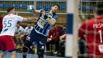 Bánhidi Bence vezérletével győzött a Szeged a Bajnokok Ligájában