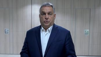 Orbán Viktor: Úgy érezzük, hogy a nyerő lapok a mi kezünkben vannak