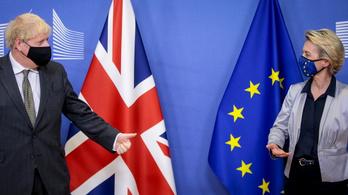 Ursula von der Leyen: Hétvégére születik döntés Brexit-ügyben