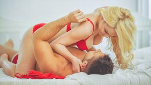 Rimming, péniszméret, anális szex, kukkolós fantáziák – az idei év legizgalmasabb szexkérdései